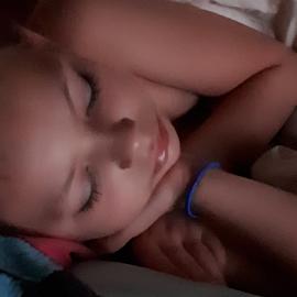 Sleeping beauty  by Gemma Potter - Babies & Children Children Candids ( love, content, peaceful, family, innocent, beauty, sleep, natural )