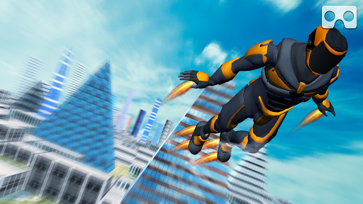 VR Flying Man For PC