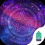 Pentagram Desire Typany Theme Icon