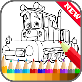 Download Learn to Drawing for Chugging train Fans APK for Android Kitkat
