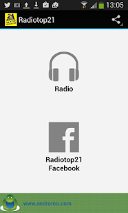 Radiotop 21 - screenshot