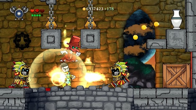 Magic Rampage APK screenshot thumbnail 17