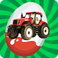 Game Surprise Egg Tractor Game apk for kindle fire