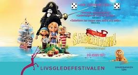 Gratis livsgledekino: Kaptein Sabeltann og Den Magiske Diamant