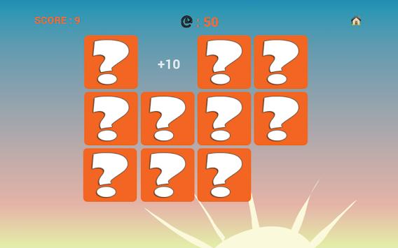 Logo Memory Games apk screenshot