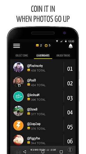 Luckystack photo play - screenshot