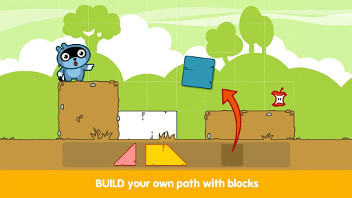 Pango Blocks - screenshot