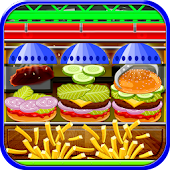 Cheese Burger Factory - Yummy Burger Shop APK for Bluestacks