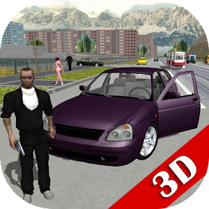 Download Criminal Russia 3D.Gangsta way Apk Download