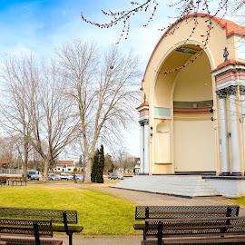 City of Winona by Rajat Das - Buildings & Architecture Public & Historical ( minnesota, winona, rajat, spring, loveminnesota )