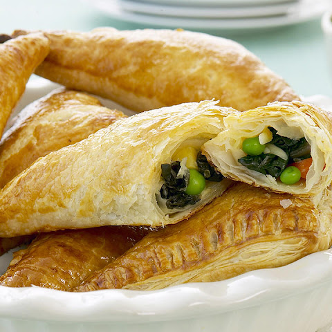 Cheese and Vegetable Turnovers
