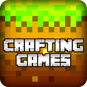 Crafting and Building Games ® app for android