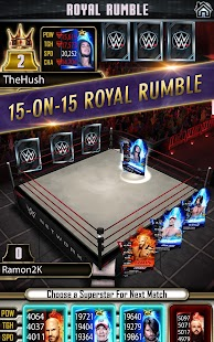 Download Android Game WWE SuperCard for Samsung