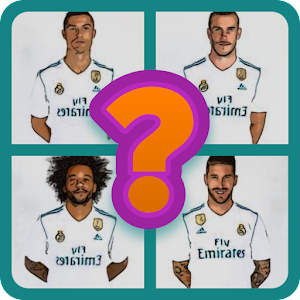 Download Real Madrid Player Quiz for PC