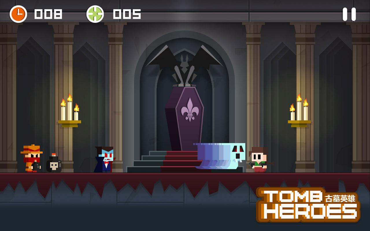 Tomb Heroes Screenshot 1
