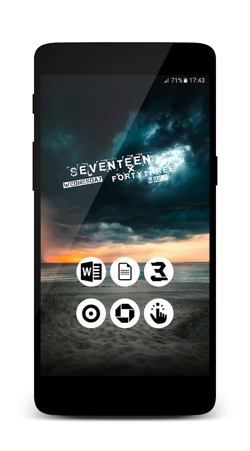 Eos - Icon Pack Screenshot 1