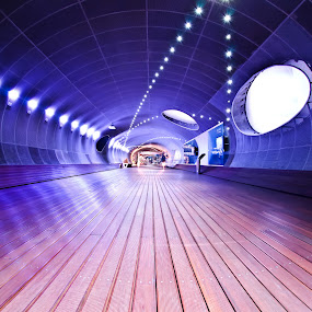 doghnut tunel...... by Ryo SiNaga - Buildings & Architecture Other Interior