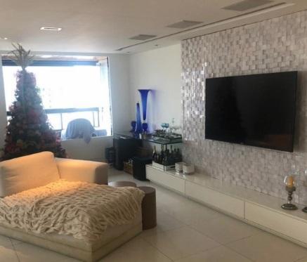 Apartamento com 3 dormitórios à venda, 210 m² por R$ 950.000 - Manaíra - João Pessoa/PB