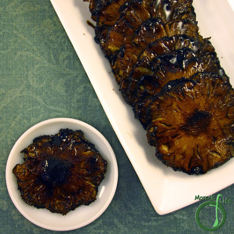 Balsamic Roasted Pineapple