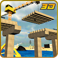 Bridge Builder Crane Operator APK Descargar