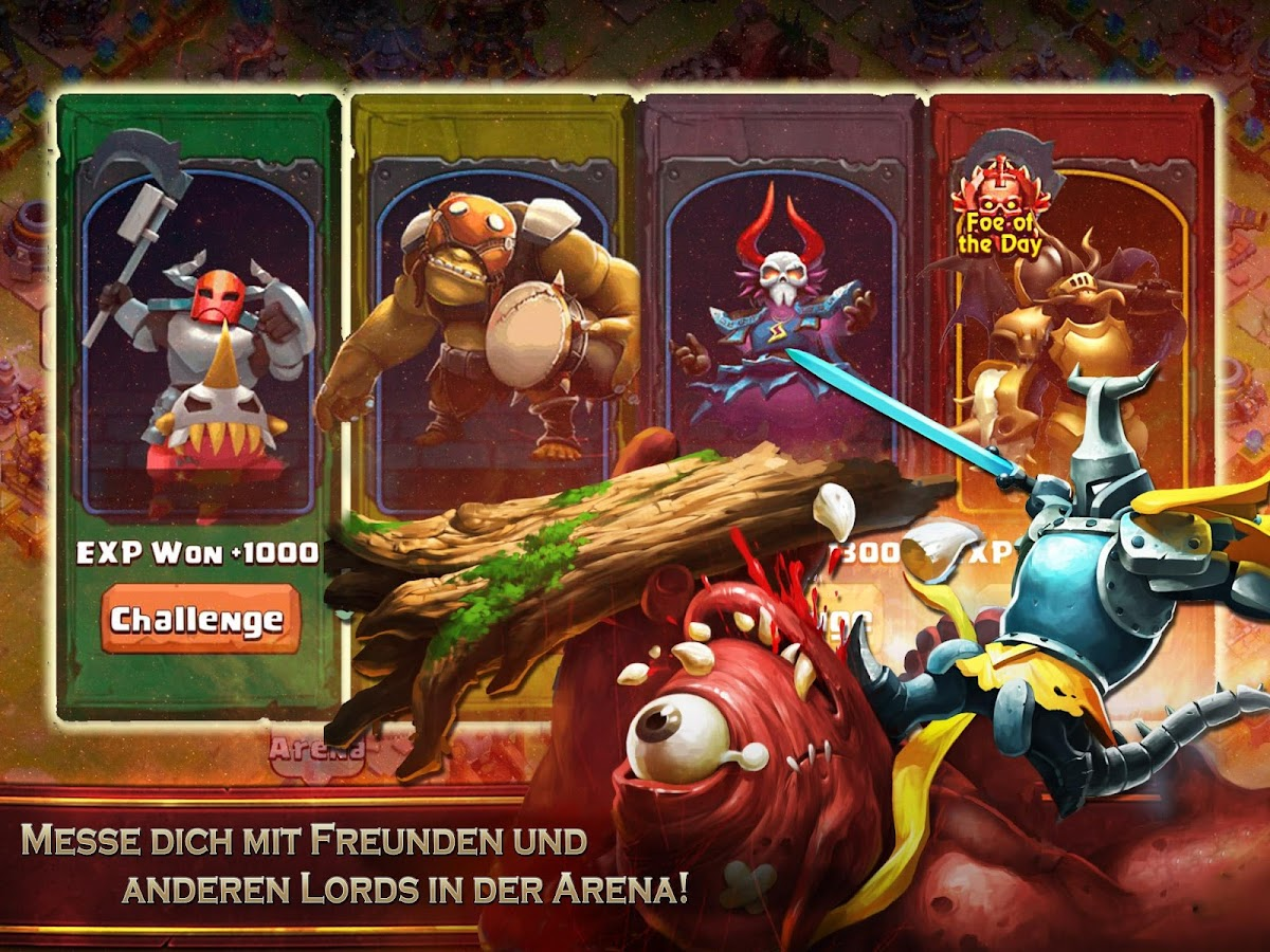 Clash of Lords 2: Ehrenkampf Screenshot 8