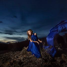 by Sufian Nodin - People Portraits of Women