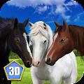 Free Download Family Horse Simulator APK for Blackberry