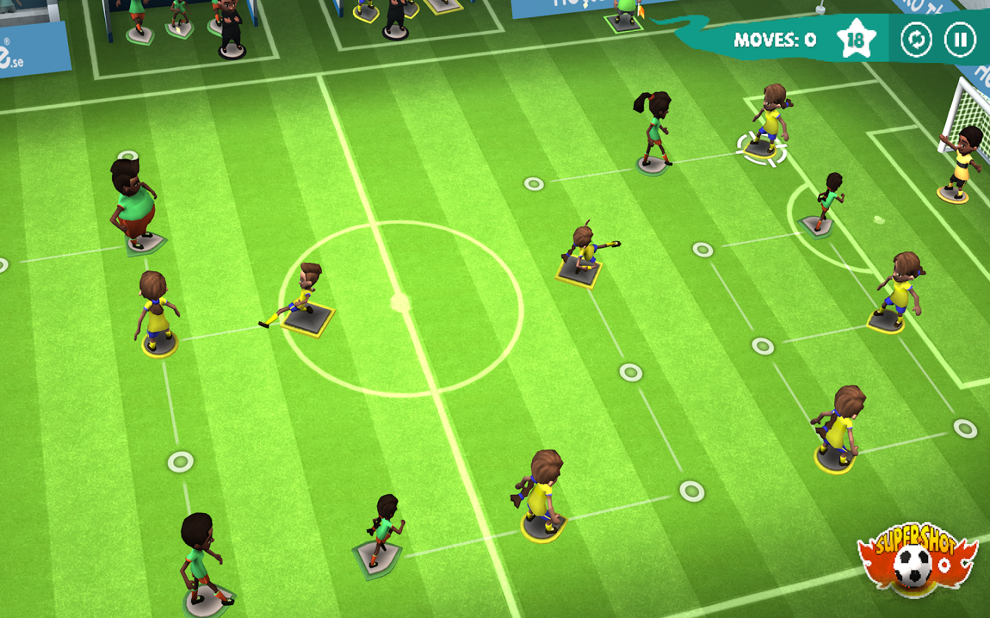 Find a Way Soccer: Women's Cup Screenshot 9