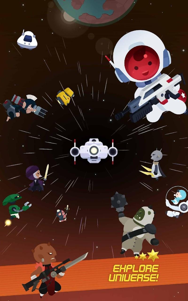 Tap! Captain Star Screenshot 18