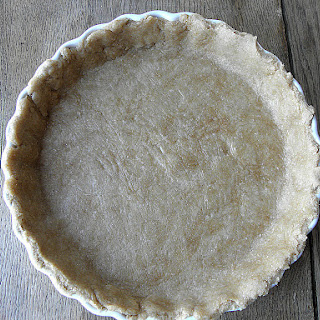 Healthier Whole Wheat Pie Crust
