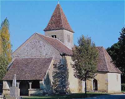photo de Nohant (chapelle)