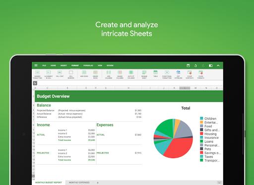 OfficeSuite Pro + PDF (Trial) screenshot 18