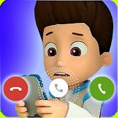 Game Ryder Patrol Calling Prank APK for Windows Phone