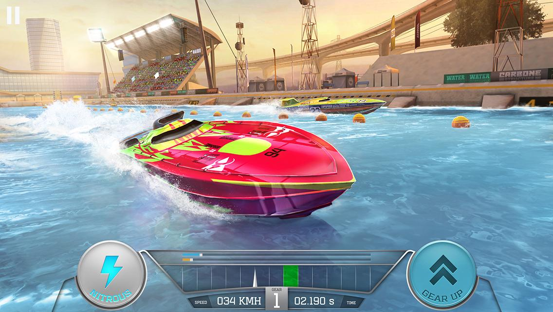 Top Boat: Racing Simulator 3D Screenshot 16