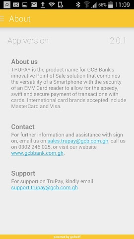 android TRUPAY Screenshot 3