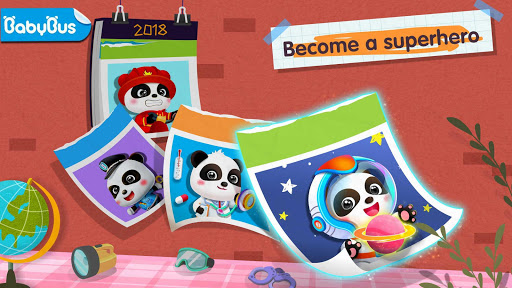 Baby Panda's Brave Jobs For PC