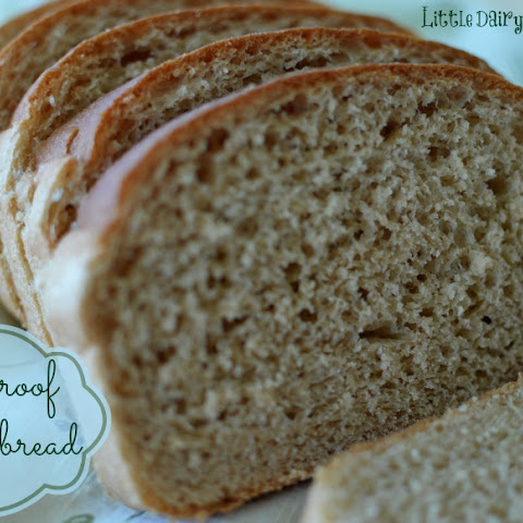 Foolproof Wheat Bread