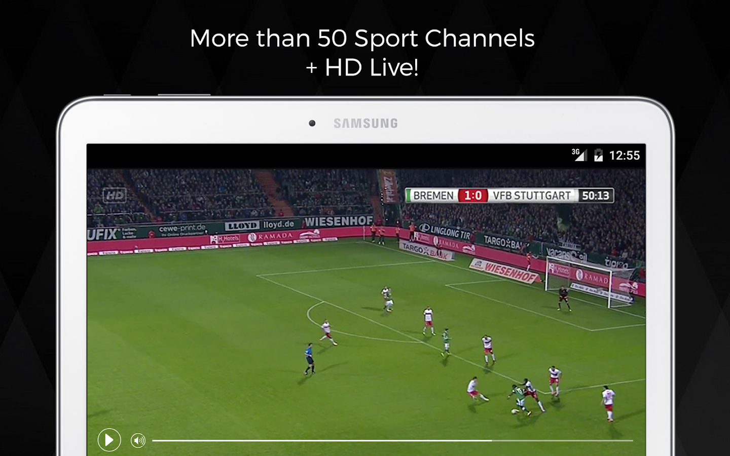 sport TV Live - Television Screenshot 4