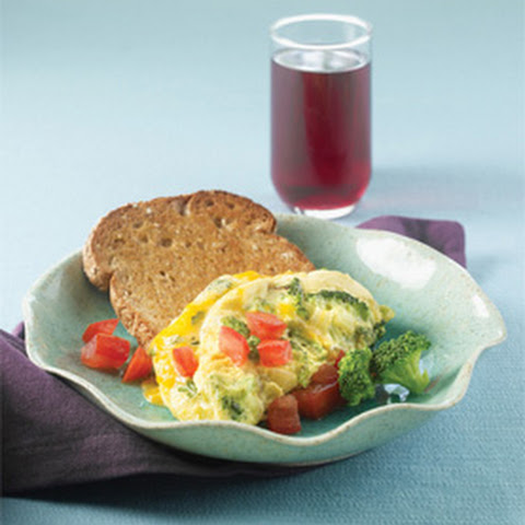 Veggie-tize Your Omelet