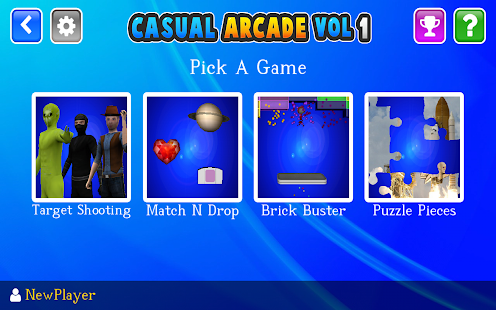 Casual Arcade Vol. 1- screenshot thumbnail