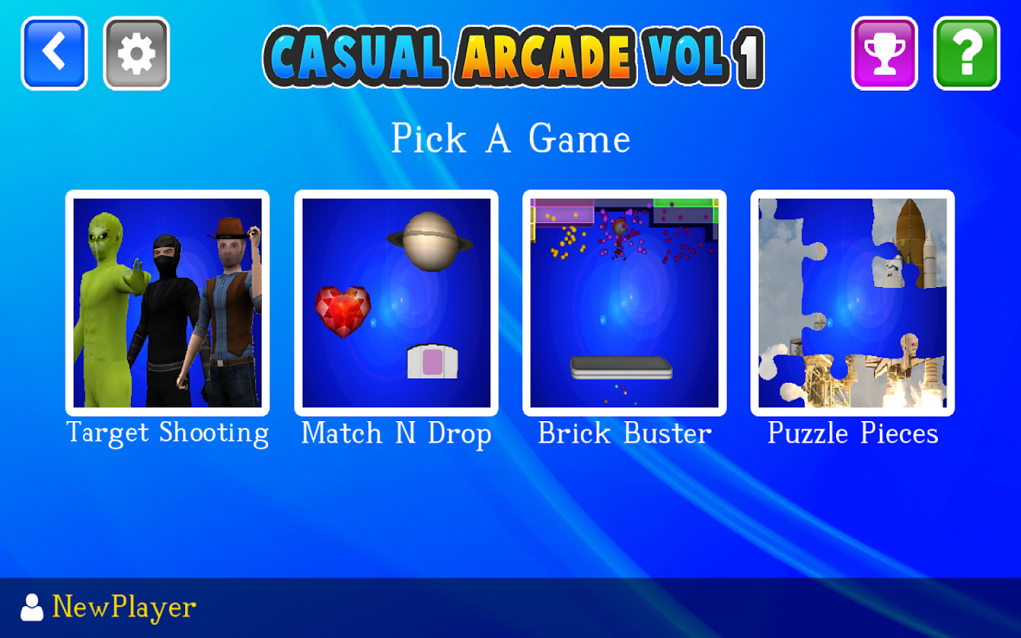 Casual Arcade Vol. 1 Screenshot 0