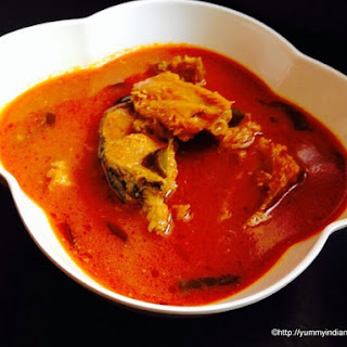 Indian Red Fish Curry Recipes