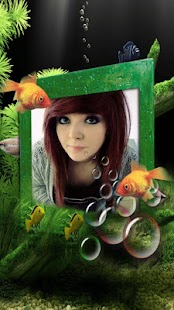 Aquarium Photo Frame - screenshot