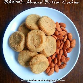 Almond Butter Cream Cookies Recipes