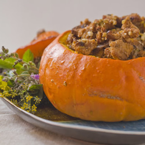 Neo-Classical Thanksgiving Dressing with Apricots and Prunes, Stuffed ...