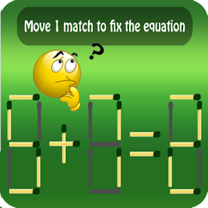 Puzzle-Matchstick Game New app