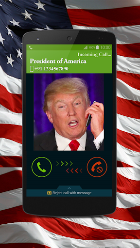 Donald Trump  Call For PC