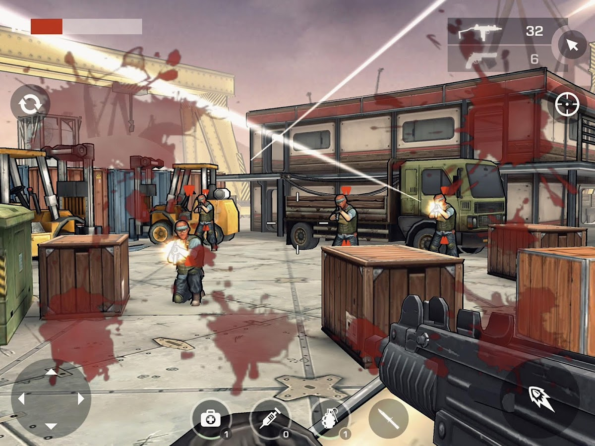 Major Gun : war on terror Screenshot 13