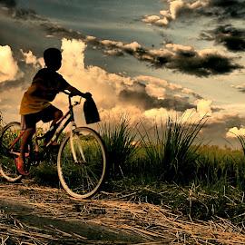 by Lucas Setyaputra - Transportation Bicycles