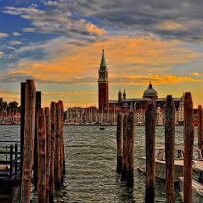 Venice by Ljiljana Cviljak - Landscapes Travel